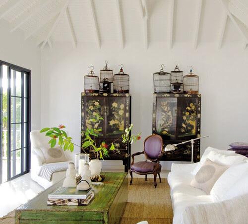 Birdcage Home Ideas