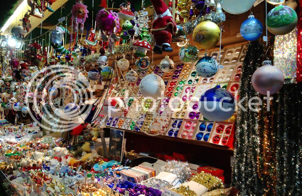 Christkindlmarkt in Vienna
