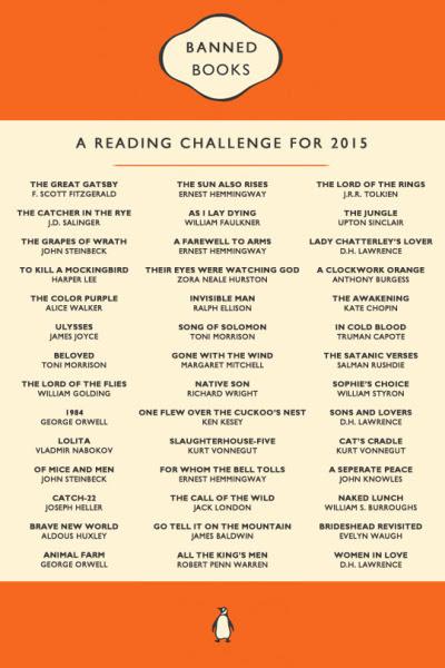 Reto: Penguin Classics 2015