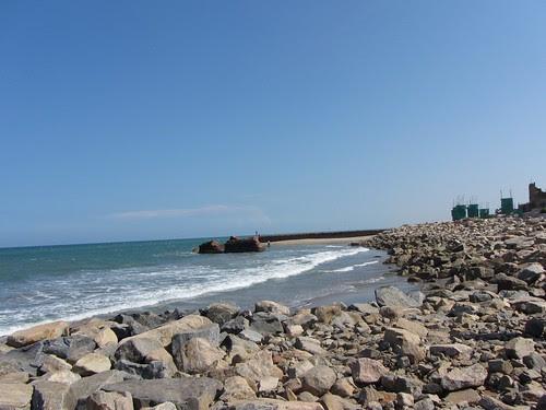 Rocks Shore - Tranquebar