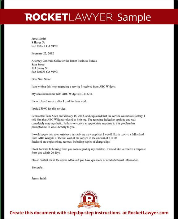 21 Luxury Eeoc Complaint Letter