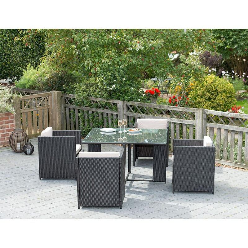 Venice Cube Rattan Furniture Set | Garden Furniture