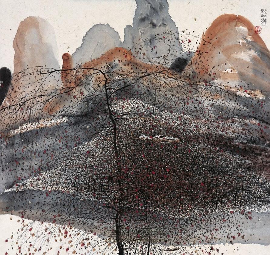 peinture-chine-paysage-Zhu-Daoping-04