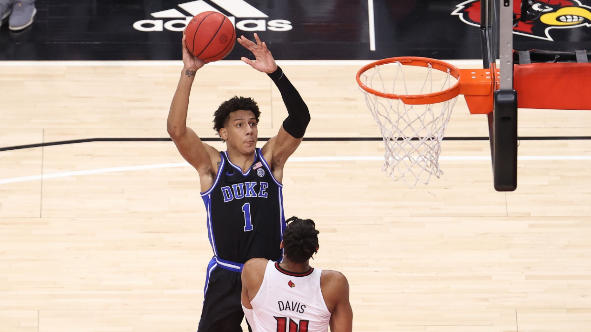 Jalen Johnson's 'incomplete' resume will be a concern for NBA teams in 2021 draft