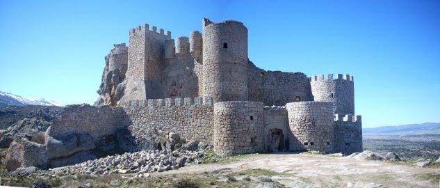 Castillo de Mal que os pese (Sotalvo)