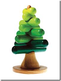 stacking tree