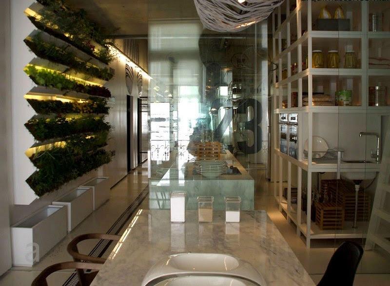Casa FOA 2010, La Defensa, Espacio Nº 23 Cocina - María Zunino y Geraldine Grillo, decoracion, muebles