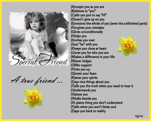 Fake Friends Come And Go But True Friends Are Forever