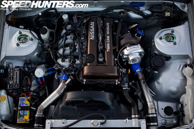 Nissan Cefiro A31 Engine