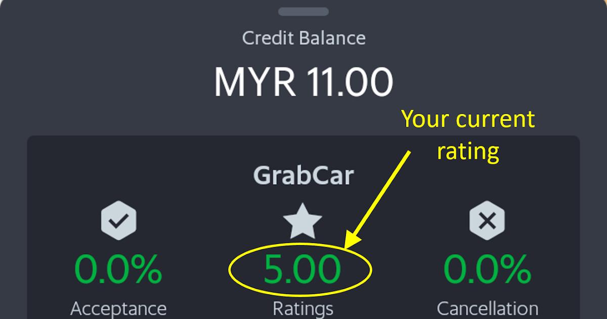 GrabMY : Grab Driver Registration (KL Selangor Seremban