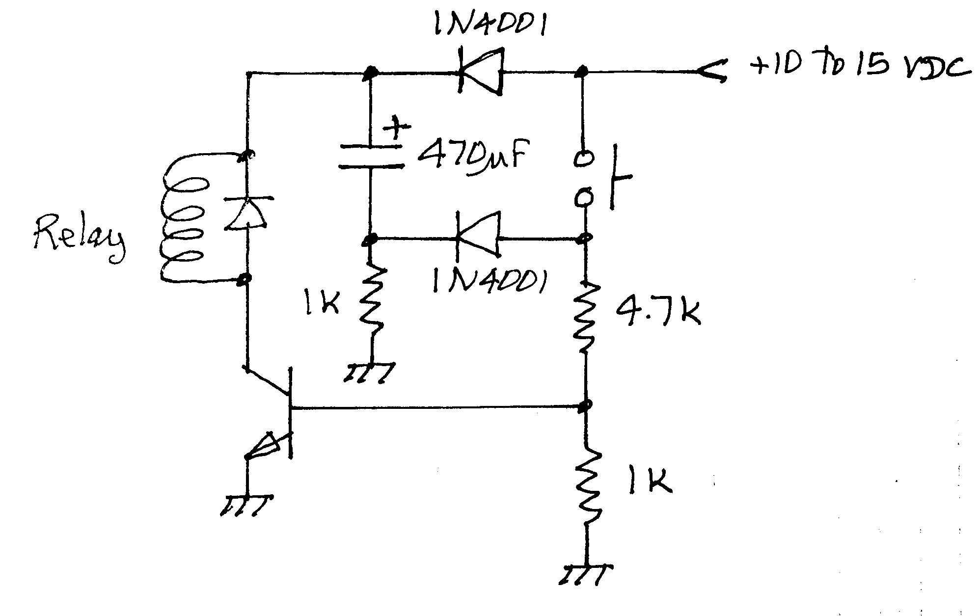 How To Operate 24v Relays From 12v Ko4bb
