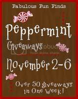 Peppermint Giveaways