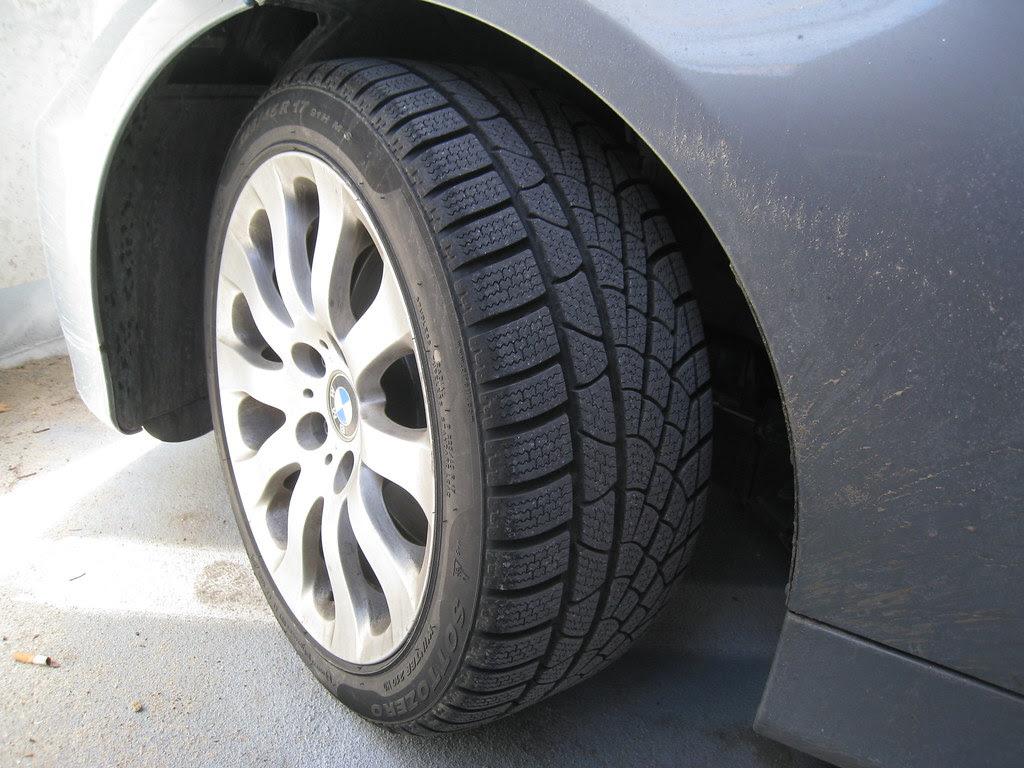 Snow Tyres Pirelli Sottozero Rft 225 45 R17 Theyve Been O Flickr