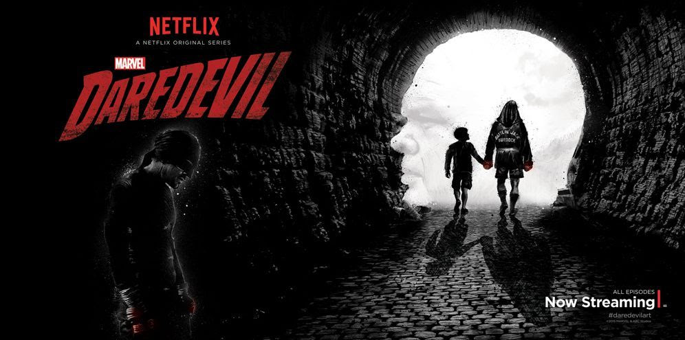 Daredevil International Street Promo Art