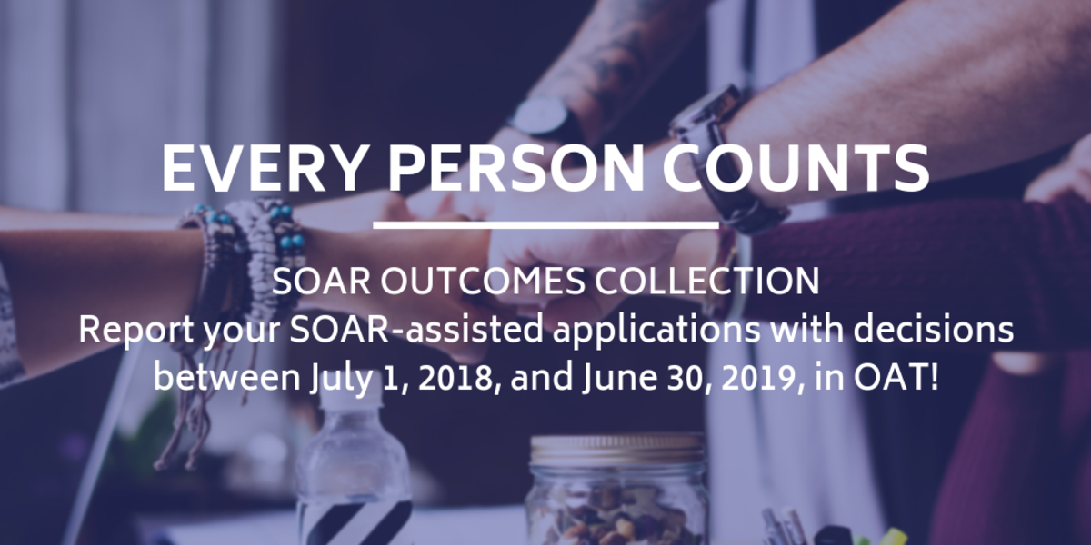 Every Person Counts! SOAR OUtcomes Collection