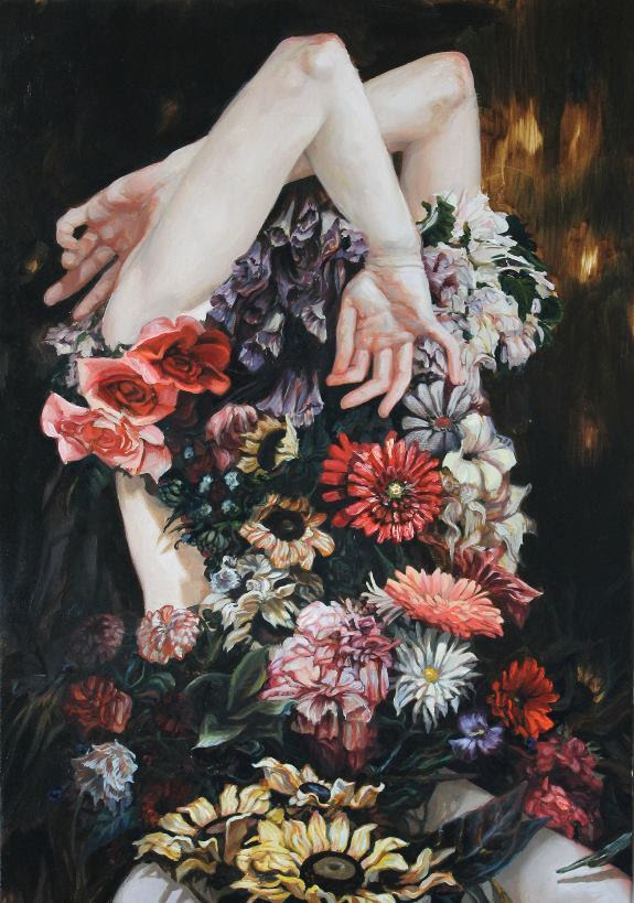 Painting by Meghan Howland