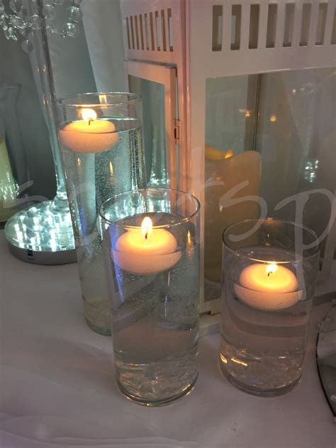Candle Trio   Table Decoration   So Lets Party