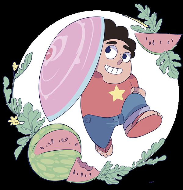 New Steven Universe stuff on my Redbubble store
