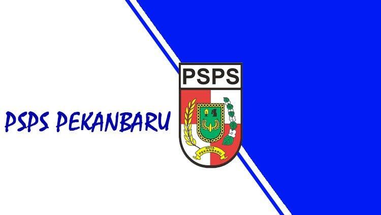 Logo PSPS Pekanbaru. Copyright: © Grafis: Eli Suhaeli/INDOSPORT