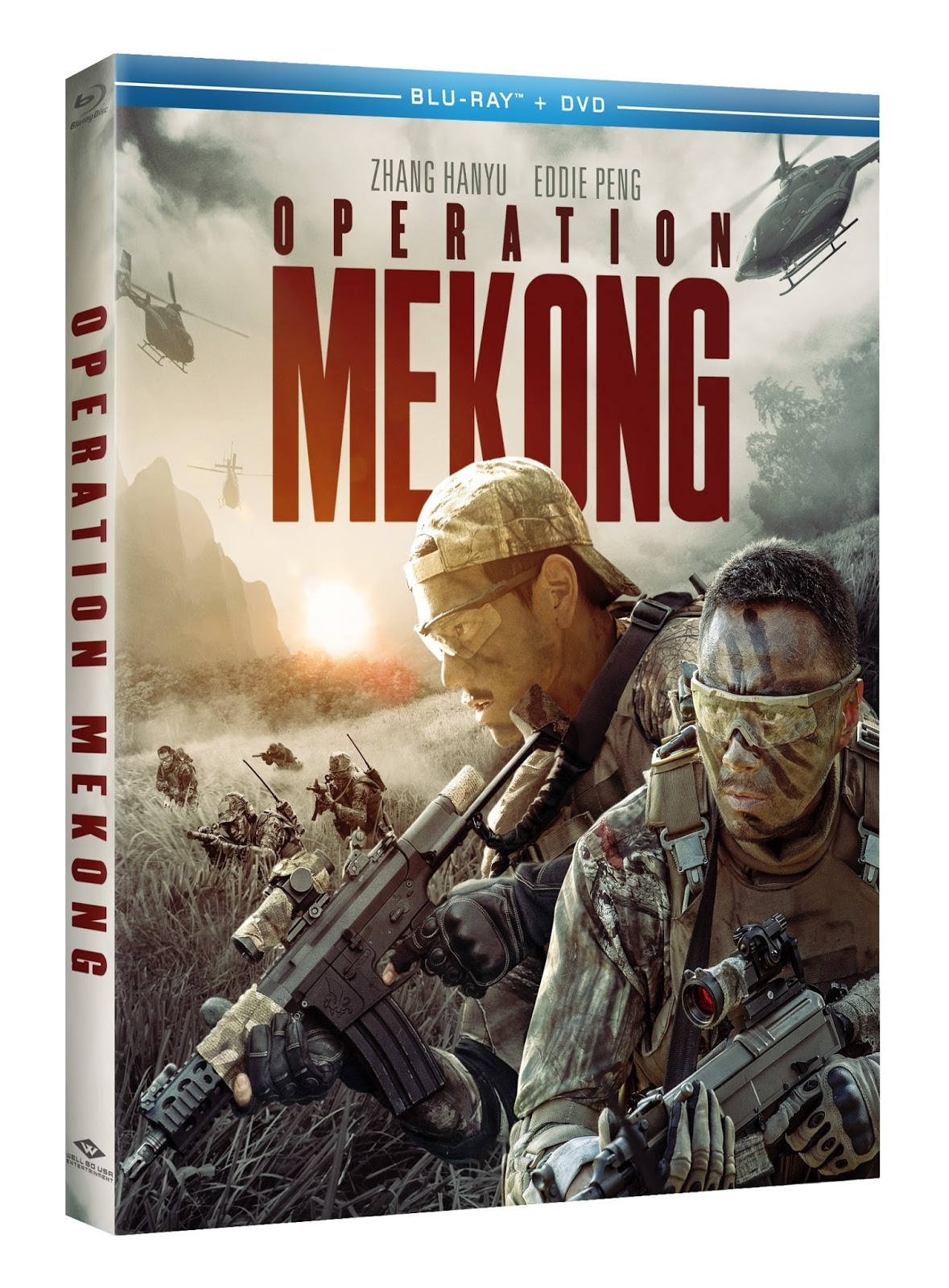 OPERATION MEKONG Announces Its U.S. Summer Release!