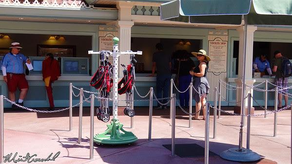 Disneyland Resort, Stroller, Strollers