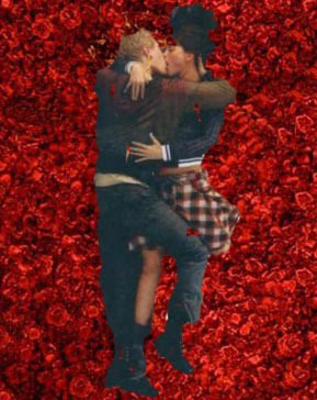 Relacionamento mar de rosas