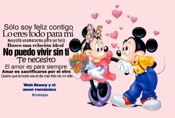 Walt Disney Y El Amor Romantico La Dependencia Emocional