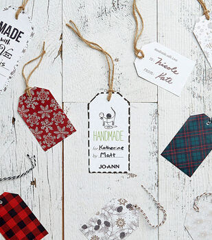Holiday Printable Gift Tags