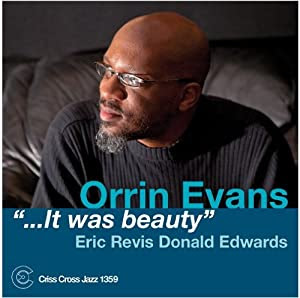 Orrin Evans - It Was Beauty cover