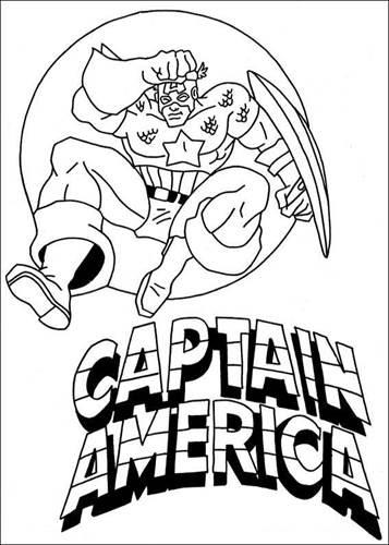 38 captain america zum ausmalen  besten bilder von