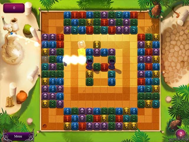 Stones of Rome Free PC Game Screenshot