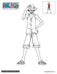 Meilleur Sélectionné Coloriage One Piece Zoro Coloriages