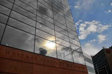 Abrupt dismissal of Whitman dean is 'difficult,' Syracuse University leaders say