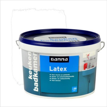 Latex Voor Vochtige Ruimtes Kleur In Het Interieur