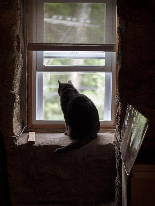 window seat.