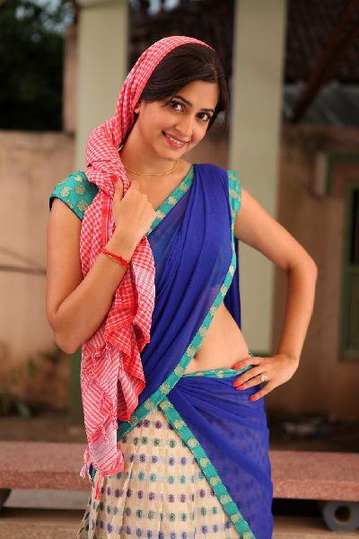 Top Tamil Actress Hot In Half Saree Pics