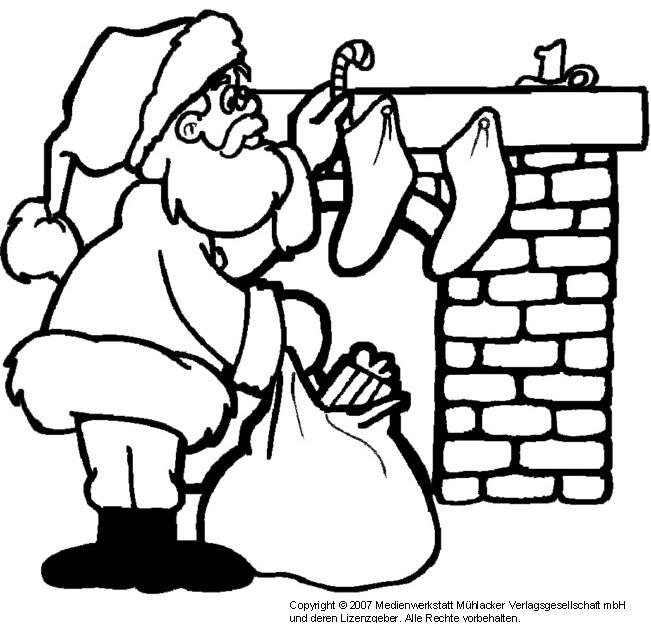 weihnachtsmann vorlage zum ausdrucken  vorlagen zum