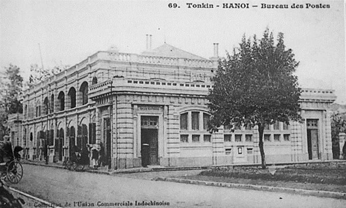 Sở Bưu điện Hà Nội