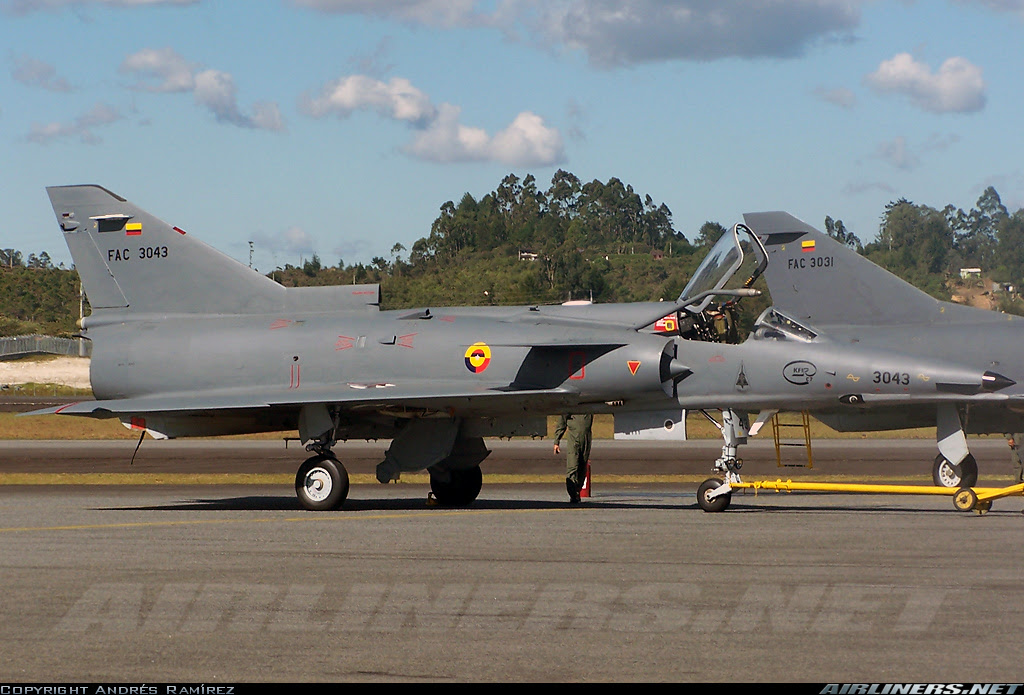 Israel Aircraft Industries Kfir C7 aircraft picture