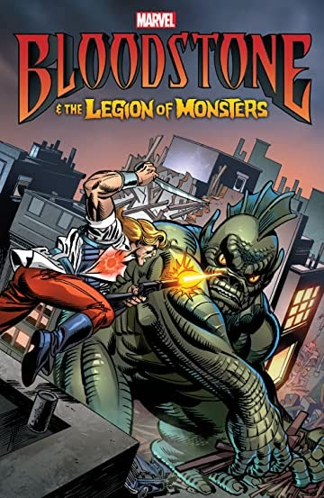 Legion Of Monsters Marvel Comics