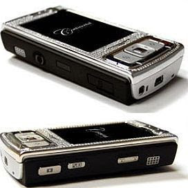 Nokia N95 in New Continental Diamond Edition