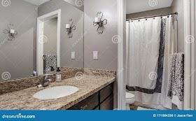 Top 10 Grey Wood Bathroom Wall Cabinet Pics