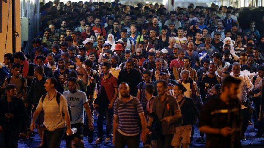 Greece Migrants-1