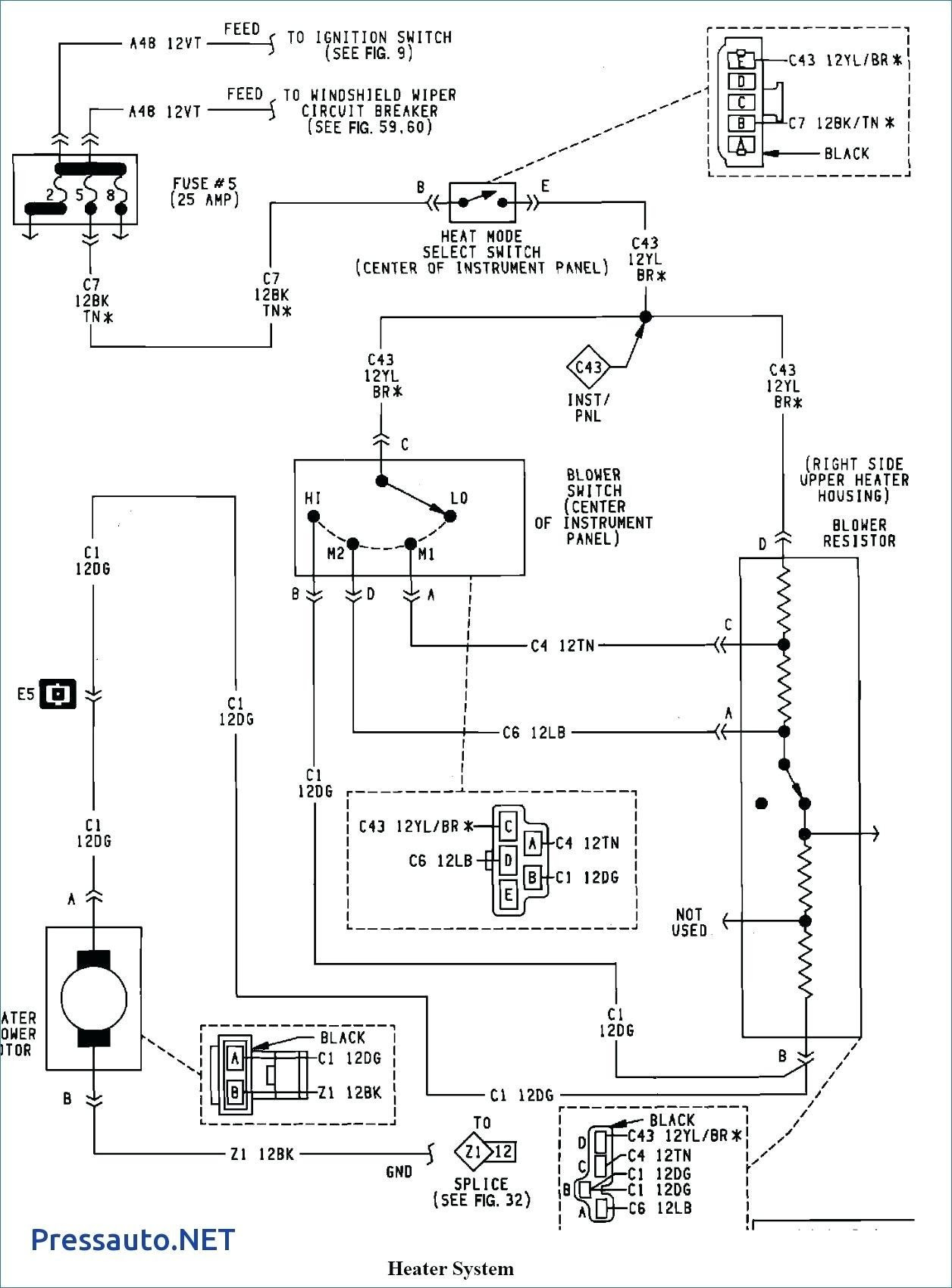 Radio Wiring Diagram 1998 Jeep Grand Cherokee - Wiring Diagram