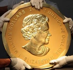 Hilangnya Koin Big Maple Leaf di Bode Museum Jerman oleh - rentaldozerkomatsu.xyz