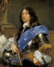 Sébastien Bourdon, Kaarle X Kustaan muotokuva, 1652–1653