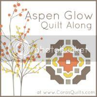 Aspen Glow Quilt Along @ Cora's Quilts