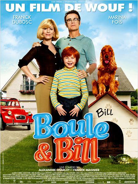 Boule & Bill : affiche