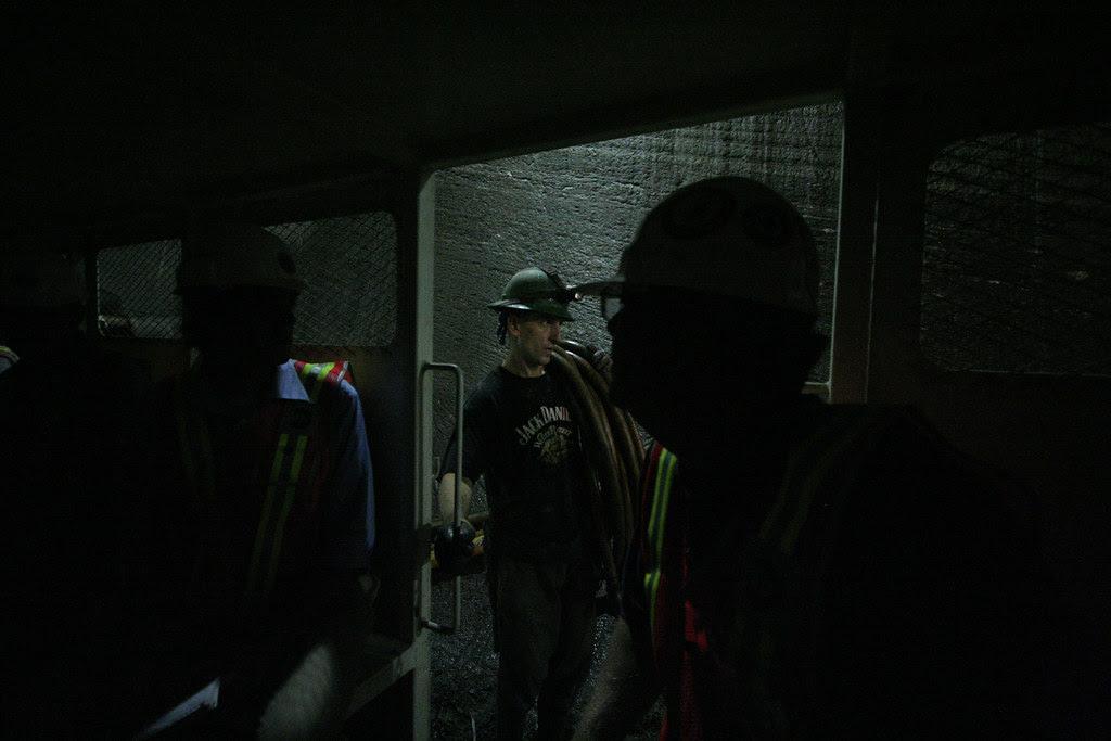 LIRR tunnel in progress