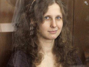 Мария Алехина. Фото Коммерсантъ, Дмитрий Лекай